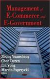 Management of E-Commerce and E-Government, Yuansheng, Zhong, 1600213243