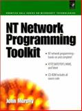 NT Network Programming Toolkit, Murphy, John A., 0130813249