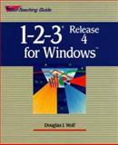 Lotus 1-2-3 Release 4 for Windows, Douglas J. Wolf, 0471303240