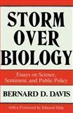 Storm over Biology, Bernard D. Davis, 0879753242