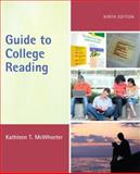 Guide to College Reading, McWhorter, Kathleen T., 0205823246