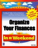 Organize Your Finances in a Weekend with Quicken Deluxe 2000, Tinney, Diane, 0761523243