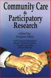 Community Care and Participatory Research, Jacques Alary, 0921833245