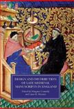 Design and Distribution of Late Medieval Manuscripts in England, , 1903153247