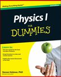 Physics I for Dummies, Steven Holzner, 0470903244