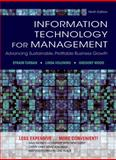Information Technology for Management Reinventing the Organization 9E Binder Ready Version, Turban, Efraim and Wood, Gregory R., 1118453247