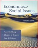 Economics of Social Issues, Sharp and Register, 0073523240