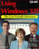 Using Windows 3.11, Weixel, Suzanne and O'Mara, Michael, 0789703246