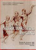 Essentials of Musculoskeletal Imaging with CD, Thomas R., M.D. Johnson, 089203324X