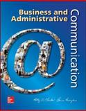 Business and Administrative Communication, Locker, Kitty O. and Kienzler, Donna, 0073403253