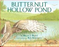 Butternut Hollow Pond, J. Brian Heinz, 0761313257