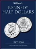 Kennedy Half Dollar 1987-2008 Collector's Folder, Warman's Staff, 1440213259
