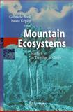 Mountain Ecosystems : Studies in Treeline Ecology, , 3540243259