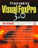 Programming Visual FoxPro 3.O, Hentzen, Whil, 1562763253
