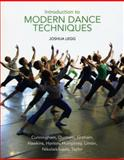 Introduction to Modern Dance Techniques, Joshua Legg, 087127325X