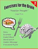 Exercises for the Brain, Paula Marandola and Ming Shen, 1497573254
