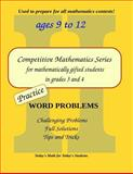 Practice Word Problems, Cleo Borac and Silviu Borac, 0615843255