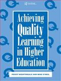 Achieving Quality Learning in Higher Education, , 0749413255