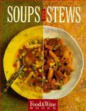 Soups and Stews Collection, Food and Wine Books Staff, 0916103250