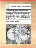 Compendium Medicinale, John George Hansel, 1140983253