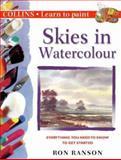 Skies in Watercolour, Ron Ranson, 0004133250