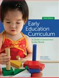 Early Education Curriculum : A Child's Connection to the World, Jackman, Hilda and Beaver, Nancy, 128544325X