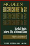 Modern Electrochemistry : Electrodics in Chemistry, Engineering, Biology and Environmental Science, Bockris, John O'M. and Reddy, Amulya K. N., 0306463253
