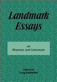 Landmark Essays on Rhetoric and Literature, , 1880393263