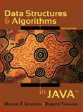 Data Structures and Algorithms in Java, Goodrich, Michael T. and Tamassia, Roberto, 0470383267