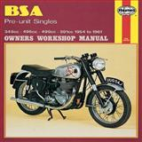 BSA Pre-Unit Singles, Mansur Darlington and John Haynes, 0856963267