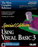 Using Visual Basic 3, Que Publishing Staff, 0789703262