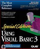 Using Visual Basic 3, Que Publishing Staff, 0789703262