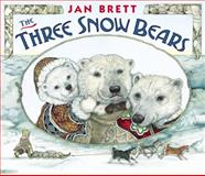The Three Snow Bears, Jan Brett, 0399163263