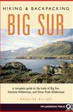 Hiking and Backpacking Big Sur, Analise Elliot, 0899973264