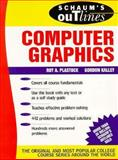 Schaum's Outline of Computer Graphics, Plastock, Roy A., 0070503265