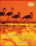 Intermediate Algebra, Miller, Julie and O'Neill, Molly, 0073023264