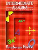 Intermediate Algebra, Poole, Barbara A., 0130753262