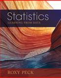 Statistics, Peck, Roxy, 0495553263
