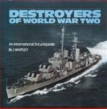 Destroyers of World War Two, M. J. Whitley, 0870213261