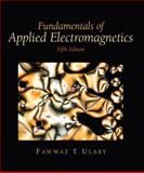 Fundamentals of Applied Electromagnetics, Ulaby, Fawwaz T., 0132413264