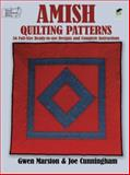 Amish Quilting Patterns, Gwen Marston and Joe Cunningham, 0486253260