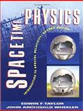 Spacetime Physics, Taylor, Edwin F. and Wheeler, John Archibald, 0716723271
