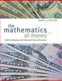 Mathematics of Money with Student CD, Biehler, Timothy, 0073343277