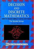 Decision and Discrete Mathematics, Spode Group Staff and Hardwick, Ian, 1898563276