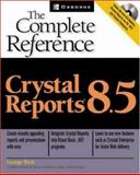 Crystal Reports 8.5, Peck, George, 0072193271