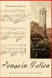 Songs in Motion : Rhythm and Meter in the German Lied, Malin, Yonatan, 0190213272