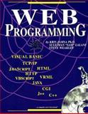 Web Programming, Weakley, Steve and Jamsa, Kris A., 1884133274