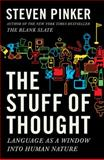 The Stuff of Thought, Steven Pinker, 0670063274