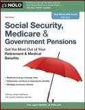 Social Security, Medicare and Government Pensions, Joseph Matthews and Dorothy Matthews Berman, 1413313272