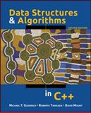 Data Structures and Algorithms in C++, Goodrich, Michael T. and Mount, David M., 0470383275